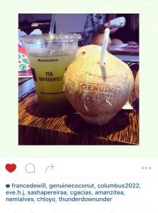 Genuine Coconut 0022222