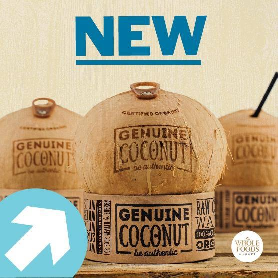 Genuine Coconut Agua de coco 006