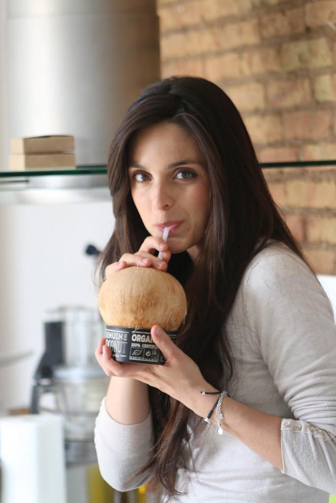 Ana Estelles, Nutricionista  Foto: Luis javier Merino