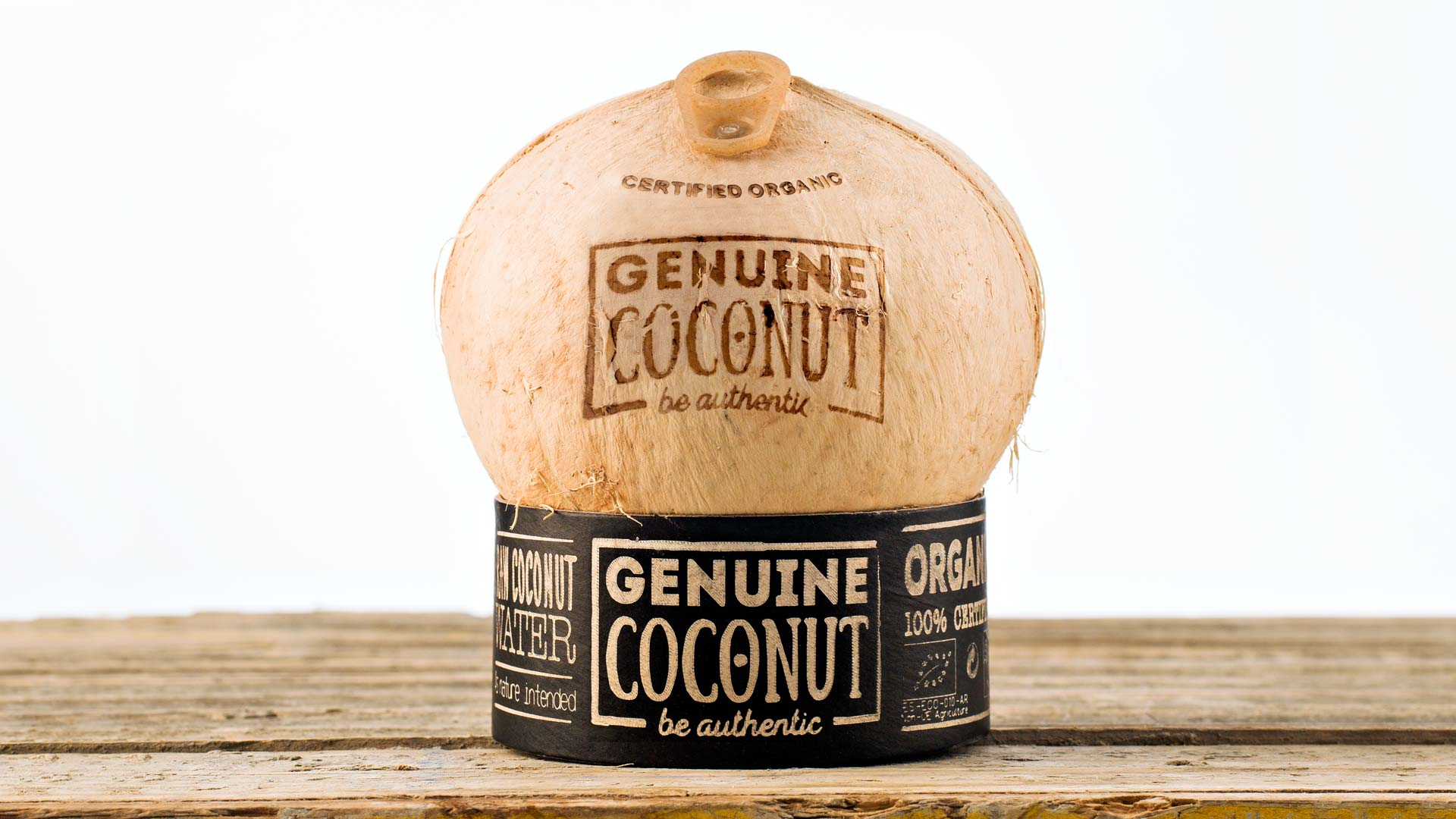 genuine coconut coconut water