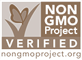 non gmo project genuine coconut
