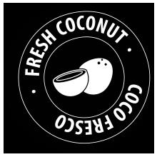 genuine coconut fresh